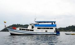Diving tour in North Mergui Archipeloga, southern Myanmar