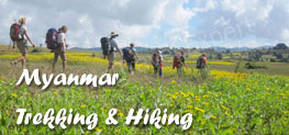 Myanmar Trekking & Hiking